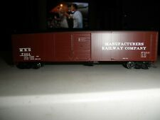Manufacturers Railway Supply              50' boxcar