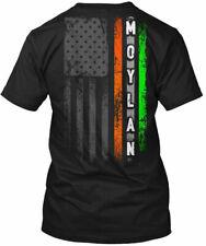 New listing Moylan Family Irish American Flag Gildan Tee T-Shirt