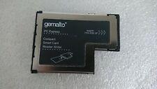 Gemalto PC Express Comact Smart Card Reader Writer 41N3045 HWP114012C