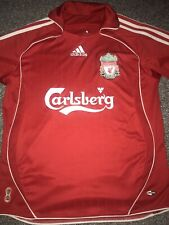 Liverpool Home Shirt 2006/08 Rare And Vintage