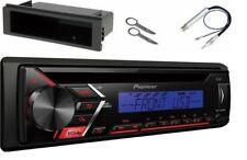 Pioneer deh-s100ubb mp3 USB AUX CD kit de integracion para VW Bora Passat Golf IV Lupo