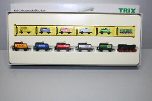 Minitrix 11430 Schiebemodelle-Set Freight Train N Gauge 1:180 Boxed