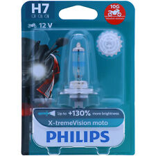 H7 PHILIPS X-tremeVision Moto - 130% mehr Licht - Maximale Leistung - POWER