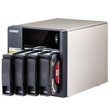 Qnap Trubo Nas Ts-453a Nas Server - Intel Celeron N3150 Quad-core [4 Core] 1.60
