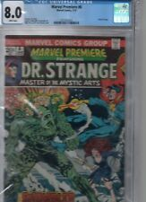 Marvel Premiere No 6 Mar 1973 CGC 8.0 NEW LISTING