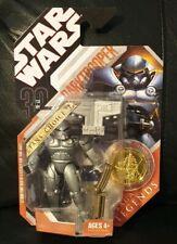 "Star Wars Saga Legends TAC DARKTROOPER Fans choice #1 gold coin 3.75"" MOC 2007"