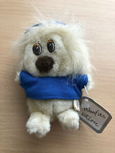 Woofit Small Plush Applause