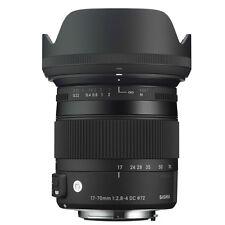 Sigma 17-70 mm F2.8-4 DC Makro HSM Contemporary für Sony Alpha / SLT  NEU