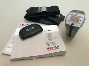 """Polar FT4 """"Listen to Your Body"""" Watch & Heart Rate Monitor"""