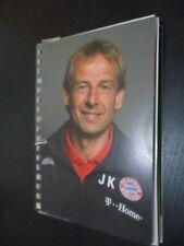 65800 Jürgen Klinsmann FC Bayern München DFB unsignierte Autogrammkarte