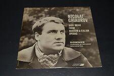 Nicolai Ghiaurov~Bass Arias From Russian & Italian Operas~Downes~London OS 25769