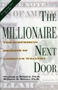 The Millionaire Next Door: The Surprising Secrets of Ameri - VERY GOOD