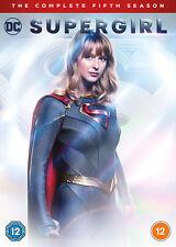 Supergirl: Season 5 [2019] (DVD) Melissa Benoist, Mehcad Brooks, Chyler Leigh