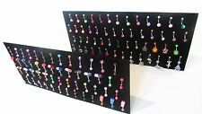 Start your own business pack,  2 displays full of body jewellery, great profit