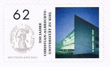 3155 ** BRD 2015, skl. aus FB, Christian-Albrechts Universität zu Kiel