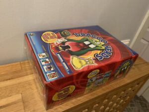 Sealed Case of Dracco Heads Original Series 1 Booster Packs DraccoHeads Unopened