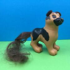 Rare Vintage My Little Pony Puppy Dog Tails Alsatian Toy Figure 1990s 1997