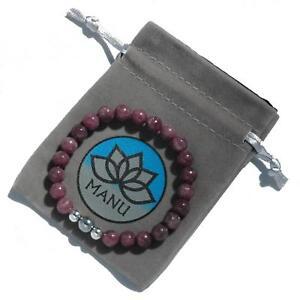 MANU™ Lepidolite Bracelet of Transition