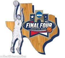 NCAA 2016 Final Four (Houston) State Lapel Pin