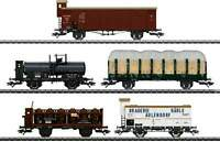 """Marklin 45175 """"175 Years of Railroading in Württemberg"""" Freight Car Set"""