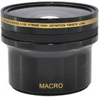 Super Ultra Wide Angle Macro Fisheye LENS FOR Nikon Digital Camera D5500 D3100