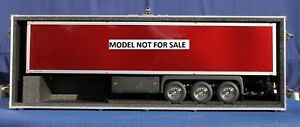 Tamiya ScaleArt Custom Suitcase for trailer 1/14 R/C