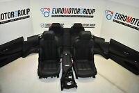BMW F13 6er Interni IN Pelle Comfort U Pelle Dakota Nero