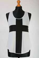 Beautiful Summer Cross Vest One Size