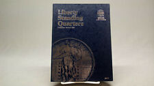 WHITMAN US COIN BOOK LIBERTY STANDING QUARTER 1916 to 1930 folder 9017 NEW