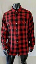 Polo Country Ralph Lauren Red Plaid Flannel Sportsman Shirt Mens XXL NWT $98