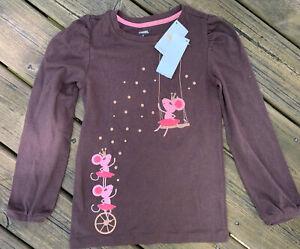 NWT Gymboree Girls Sz 8 Long Sleeve Shirt $19.99