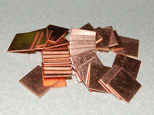 1pcs Heatsink Thermal Pad Copper Shim for Laptop CPU GPU