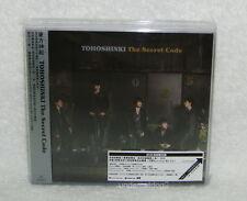 Korea Japan TOHOSHINKI The Secret Code Taiwan 2-CD Mix