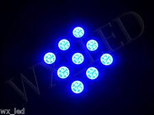 Map Dome Led Panel DE3175 DE3022 194 921 168 157 T10 festoon 5050 smd 9 Led Blue