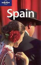 Spain (Lonely Planet Country Guides), By et al., Simonis, Damien,in Used but Acc