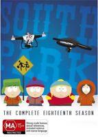South Park : Season 18 DVD : NEW