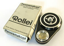 Rolleiflex Rollei 360 Degree Panorama Head With Bubble Level Unused