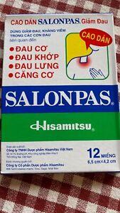 SALONPAS patchs anti-douleurs