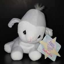 Precious Moments Tender Tails by Enesco LAMB Bean Bag Plush Sheep Nativity 1999