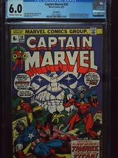 Captain Marvel 28 Vol 1 CGC 6.0