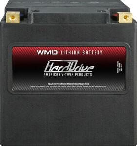 Harddrive - HJVT-2-FPP - Wmd Lithium Battery 675 Cca Hjvt-2-Fpp 12V/180Wh