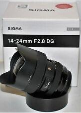 Canon EF Sigma 14-24mm F2,8 DG HSM Art Objektiv (212954)