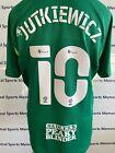 Lukas Jutkiewicz Birmingham City Shirt - Free Delivery.