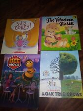 Children's Books Lot Large Size