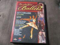 """DVD """"LES PLUS BEAUX BALLETS EN DVD, VOLUME 13 : LE CORSAIRE"""""""