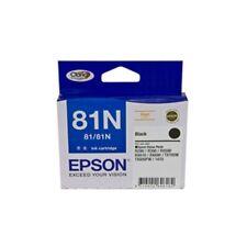 Epson Claria 81N Genuine Ink 540 Pages - Black