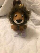 Vg 1998 Stuffins Plush Toy Rudolph Island Of Misfit Toys King Moonracer Lion New