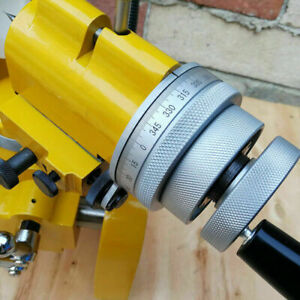 Grinding Machines Parts U2 Yellow Cutter Head Assembly Universal Cutting