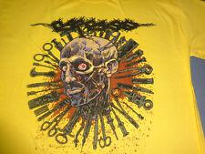 Carcass TS L US-Tour 2016 Mega RaR Sold Out Death Metal Entombed Deicide