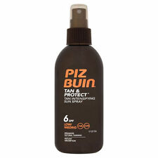 Piz Buin Tan and Protect Intensifying Sun Spray SPF 6 150ml